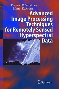 Advanced Image Processing Techniques for Remotely Sensed Hypersp