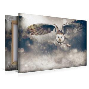 Premium Textil-Leinwand 45 cm x 30 cm quer The Hunt