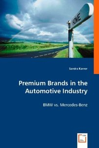 Premium Brands in the Automotive Industry