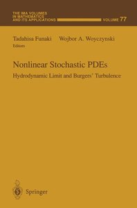 Nonlinear Stochastic PDEs