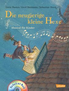 Die neugierige kleine Hexe: Musical für Kinder