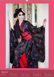 Glamour & Drag (Wandkalender 2020 DIN A2 hoch)
