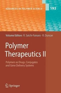 Polymer Therapeutics II