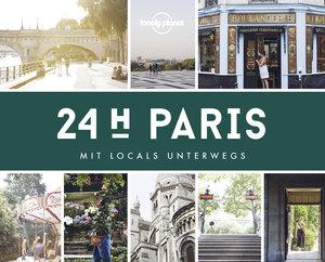 Lonely Planet 24 H Paris