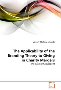 The Applicability of the Branding Theory to Giving in Charity Me