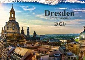 Dresden Impressionen 2020 / Geburtstagskalender