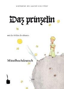 Der kleine Prinz. Le Petit Prince-Mittelhochdeutsch