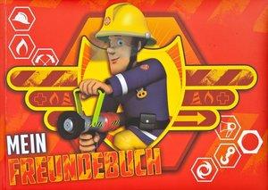 Freundebuch A5 quer Fireman Sam