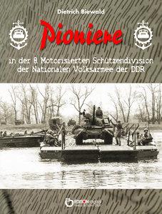 Pioniere in der 8. Motorisierten Schützendivision der Nationalen