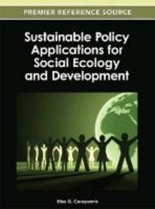 Sustainable Policy Applications for Social Ecology and Developme