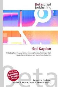 Sol Kaplan