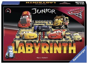 Ravensburger 212736 Cars 3 Junior Labyrinth