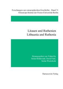Litauen und Ruthenien /Lithuania and Ruthenia