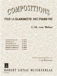 Konzert Nr. 1 f-Moll op. 73.