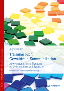 Trainingsbuch Gewaltfreie Kommunikation.