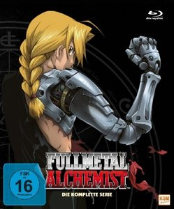 Fullmetal Alchemist - Gesamtedition: Folge 01-51