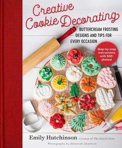 Creative Cookie Decorating: Buttercream Frosting Designs and Tip