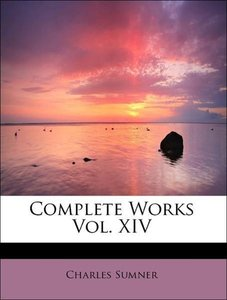 Complete Works Vol. XIV