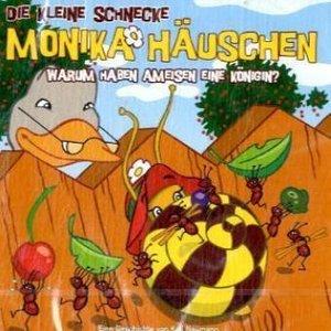 Die kleine Schnecke Monika Häuschen 08. Warum haben Ameisen eine