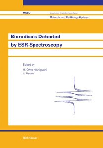 Bioradicals Detected by ESR Spectroscopy