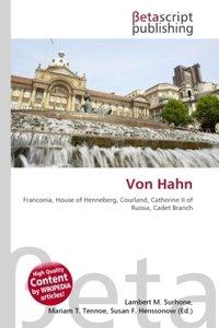 Von Hahn