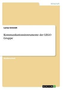 Kommunikationsinstrumente der LEGO Gruppe
