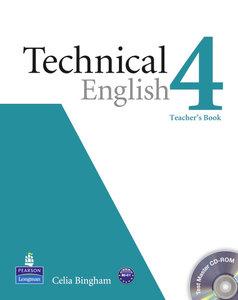 Technical English (Upper Intermediate) Teacher's Book (with Test