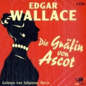 Die Gräfin von Ascot von Edgar Wallace