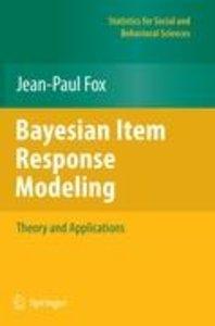 Bayesian Item Response Modeling