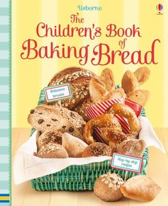 Children\'s Book of Baking Bread