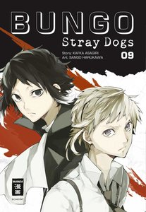 Bungo Stray Dogs 09