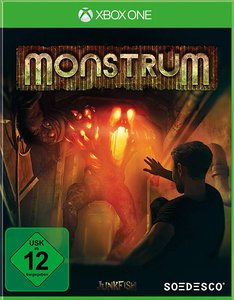 Monstrum, 1 Nintendo Switch-Spiel