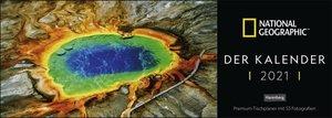 Der Kalender - National Geographic 2021