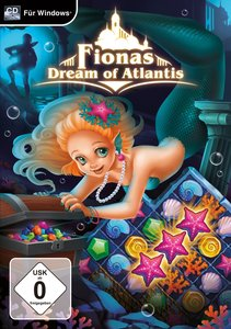 Fionas Dream of Atlantis. Für Windows Vista/7/8/8.1/10