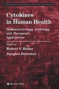 Cytokines in Human Health