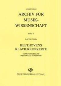 Beethovens Klavierkonzerte