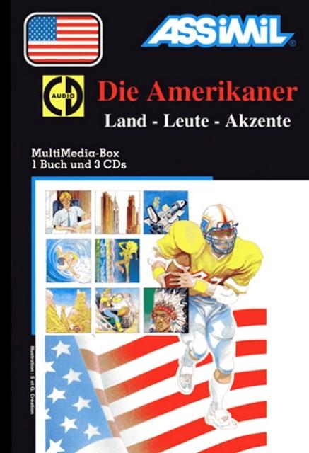 Assimil. Die Amerikaner. Inkl. CDs - zum Schließen ins Bild klicken