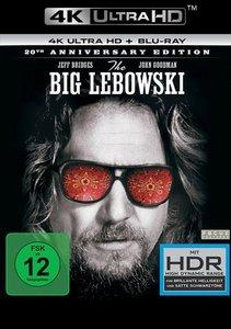 The Big Lebowski 4K, 2 UHD-Blu-ray