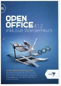 OpenOffice 4.1.2 plus Videolernkurs