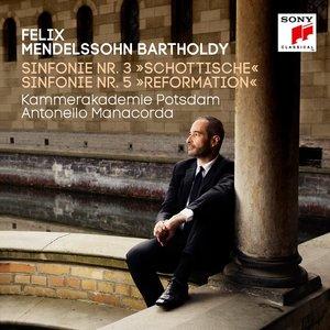 """Sinfonie 3 \""""Schottische\""""/Sinfonie 5 \""""Reformation\"""""""