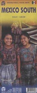 Mexico ( Mexiko) South 1 : 1 000 000