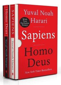 Sapiens/Homo Deus Box Set