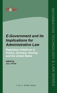 E-Government and Its Implications for Administrative Law:Regulat