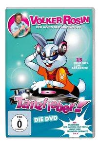 Tanzfieber!-Die DVD