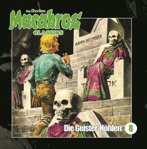 Macabros Classics-Die Geister-Höhlen Folge 8