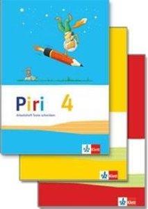 Piri Das Sprach-Lese-Buch. 4. Schuljahr. Arbeitsheft Druckschri