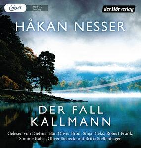 Der Fall Kallmann, 1 Teile, MP3-CD