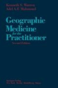 Geographic Medicine for the Practitioner