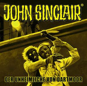 John Sinclair - Der Unheimliche von Dartmoor, 2 Audio-CDs