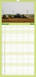 Trecker & Co. bei der Arbeit - Landwirtschaft in Ostfriesland -